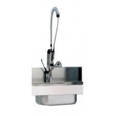 Стол предмойки MACH TEVS/150DX с мойкой и отверстием для сбора отходов (правый) для MACH MST/015