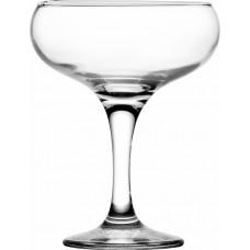 Бокал-блюдце под шампанское 270 мл Bistro [1060566, 44136/b]
