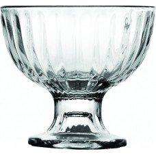 Креманка 330 мл рифленая Bistro [1130222, 51018/b]