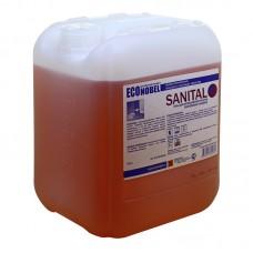 Средство для чистки сантехники и кафеля SANITAL, 5 л (03040.5)