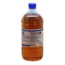 Средство для чистки сантехники и кафеля SANITAL,1 л (03040.1)