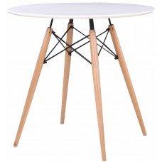 Стол обеденный «Eames D-700 мм, 4 ножки» нераздвижной