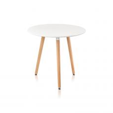 Стол обеденный «Eames D 800 мм, 3 ножки» нераздвижной