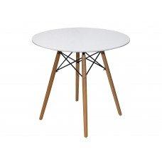 Стол обеденный «Eames D-900 мм, 4 ножки» обеденный нераздвижной
