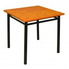 Стол СТ 5/2-01 со столешницей из ДСП, облицованная пластиком