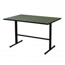 Стол СТ 6/3 со столешницей из ДСП, облицованная пластиком