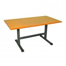Стол СТ 6/4 со столешницей из ДСП, облицованная пластиком
