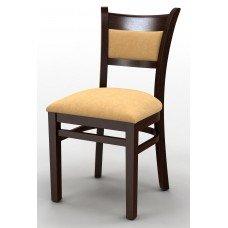 Стул «Честер» с мягким сиденьем (деревянный каркас)