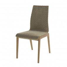 Стул «Мюнхен дуб» с мягким сиденьем (деревянный каркас)