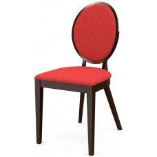 Стул «Ницца» с мягким сиденьем (деревянный каркас)