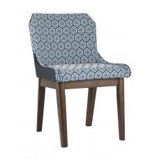 Стул «Нуга» с мягким сиденьем (деревянный каркас)