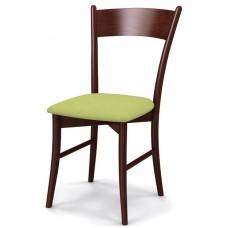 Стул СБ-02П с мягким сиденьем (деревянный каркас)