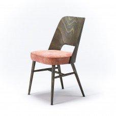 Стул СТ-0040 с мягким сиденьем (деревянный каркас)
