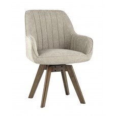 Стул вращающийся «Микадо» с мягким сиденьем (деревянный каркас)