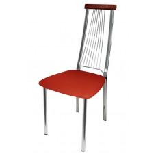 Стул «Экстра» с мягким сиденьем (хромированный каркас)