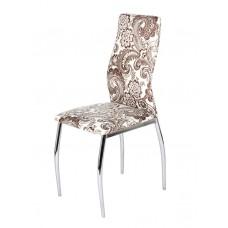Стул «Патриот Хром» с мягким сиденьем