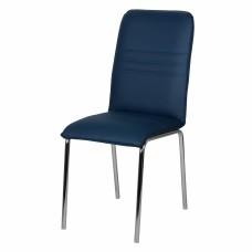 Стул «София с мягким сиденьем (хромированный каркас)