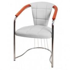 Стул «Соната Комфорт Хром» с мягким сиденьем