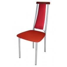 Стул «Экстра с мягкой спинкой» с мягким сиденьем (окрашенный каркас)