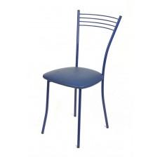 Стул «Хлоя» с мягким сиденьем (окрашенный каркас)