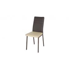 Стул «Твист» с мягким сиденьем (окрашенный каркас)