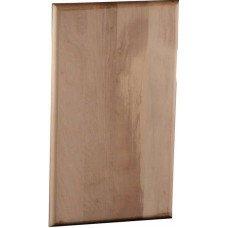 Доска разделочная с деревянными стяжками и шкантами 700х300х40 мм бук