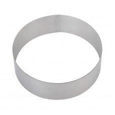 Форма для торта «Круглая» Luxstahl диаметр 180 мм