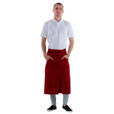 Футболка-поло мужская белая с коротким рукавом