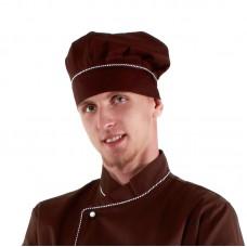 Колпак поварской коричневый [035]