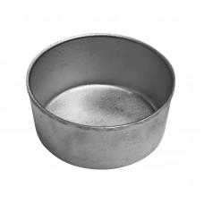 Хлебная форма 120х108 мм круглая