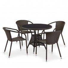Комплект мебели «Нуменор» из искусственного ротанга