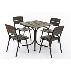 Комплект складной мебели 800х800 мм
