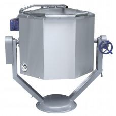 Котел пищеварочный ABAT КПЭМ-160 ОР опрокидываемый с ручным приводом