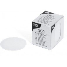 Подкладка под чашку 80 мм 500 шт [12296]