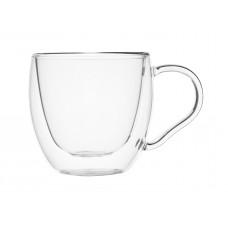 Чашка для чая-кофе 100 мл с двойными стенками [DC018S]