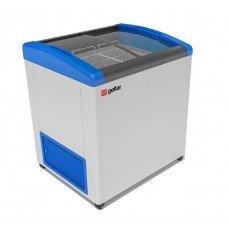 Ларь морозильный GELLAR FG 275 E синий