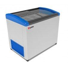 Ларь морозильный GELLAR FG 375 E синий