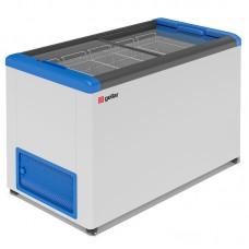 Ларь морозильный GELLAR FG 400 C синий