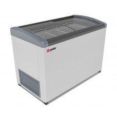 Ларь морозильный GELLAR FG 400 E серый