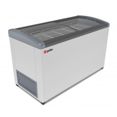 Ларь морозильный GELLAR FG 500 E серый