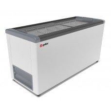 Ларь морозильный GELLAR FG 600 C серый