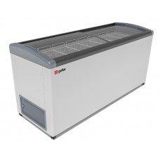 Ларь морозильный GELLAR FG 700 E серый