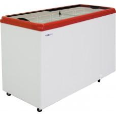 Ларь морозильный ITALFROST CF 500F красный