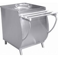 Прилавок для подогрева тарелок ABAT «Патша» ПТЭ-70М-80