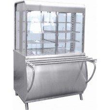 Прилавок-витрина тепловой ABAT «Патша» ПВТ-70М