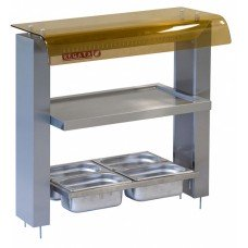 Стойка ATESY «Регата» для приборов и хлеба МПХ