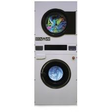 Машина стирально-сушильная профессиональная сдвоенная ВССК-10.22141.11 электро
