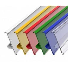 Ценникодержатель 1000 мм цветной (тип А1238)