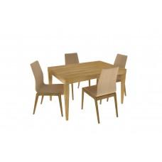Обеденный комплект Мюнхен (1+4) стол + 4 стула