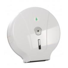 Диспенсер для туалетной бумаги бело-серый [MJ2maxi]